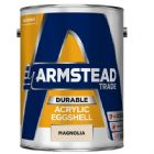 Armstead Trade Durable Acrylic Eggshell Tinted Colours 5 Litres